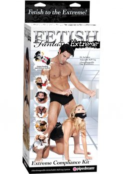 Fetish Fantasy Extreme Compliance Kit