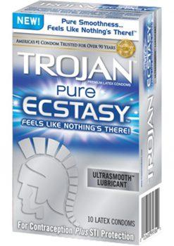 Trojan Pure Ecstasy 10 Count