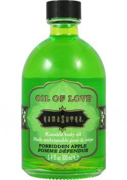 Oil Of Love - Forbidden Apple