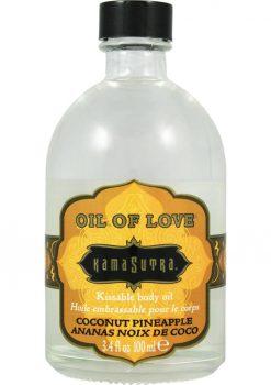 Oil Of Love - Coconut Pineapple