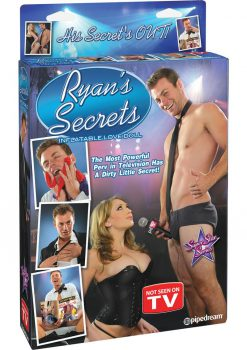 Ryan's Secrets Inflatable Love Doll