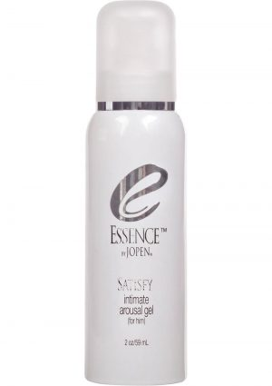 Essence Satisfy Intimate Arousal Gel For Him 2 Ounce