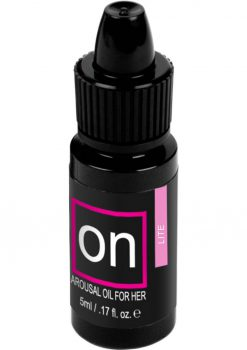 On Arousal Oil Light For Her 5 Milliliter Bottle