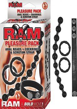 Ram Pleasure Pack Black