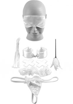 Fetish Fantasy Wedding Night Kit White