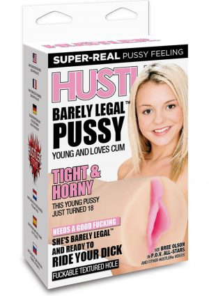 Hustler Barely Legal Pussy
