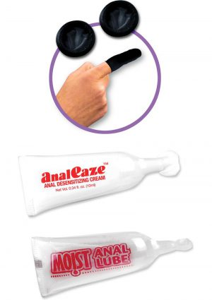 Anal Fantasy Collection Finger In The Ace Kit Black