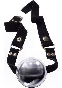 Icicles No 65 Glass Ball Gag Clear