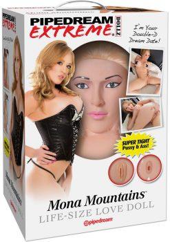 Pdx Dollz Mona Mountains