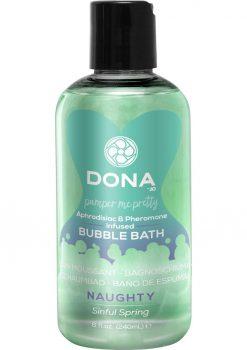 Dona Bubble Bath Sinful Spring 8oz