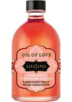 Oil Of Love Passionate Peach