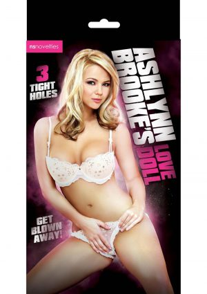 Ashlynn Brooke's Inflatable Love Doll