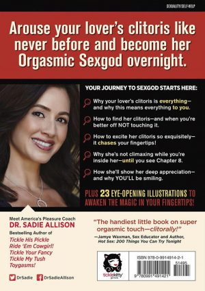 Dr. Sadie Allison The Mystery Of The Undercover Clitoris Book