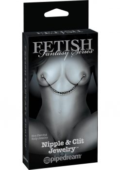Fetish Fantasy Nipple And Clit Jewelry