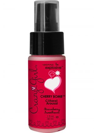 Crazy Girl Cherry Bomb Strawberry 1oz