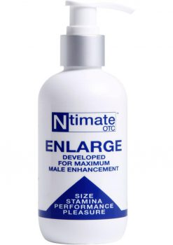 Ntimate Male Enhancement Cream 5.5oz