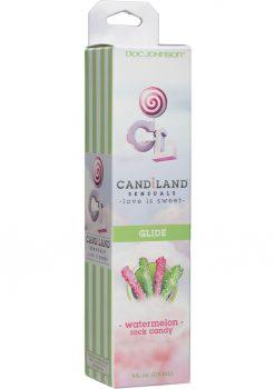 Candiland Sensuals Body Glide Watermelon 4 Ounce