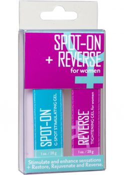 Spot On and Reverse For Women Kit