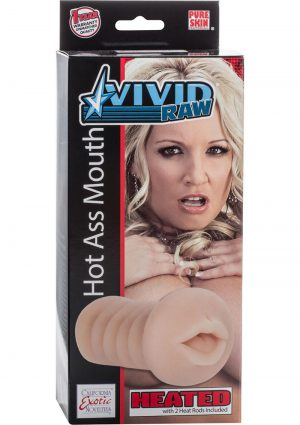 Vivid Raw Hot Ass Mouth Ivory