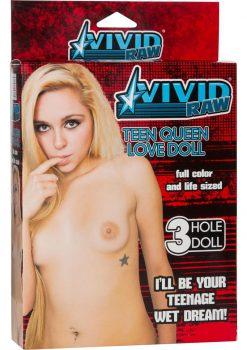 Vivid Raw Teen Queen Love Doll