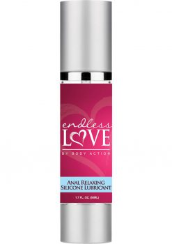 Endless Love Anal Relaxer Silicone Lube