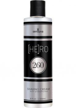 Hero 260 Male Shave Passion 8oz