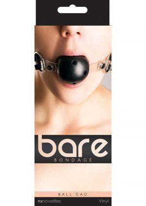 Bare Bondage Vinyl Ball Gag