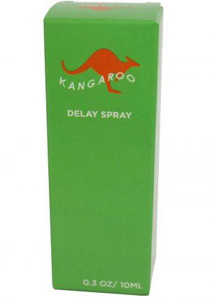 Kangaroo Delay Spray .3 Ounce