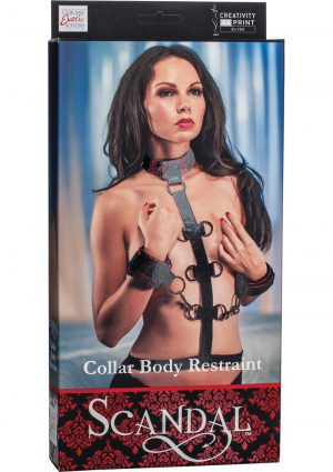 Scandal Collar Body Restraint