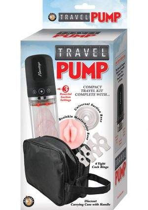 Travel Pump Compact Kit