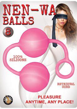 Nen Wa Balls 8 Pink