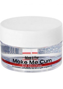 Make Me Cum Clit Sensitizer .50 Oz