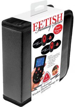 Fetish Fantasy Shock Therapy Electro Massage Kit