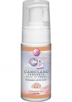 Candiland Kissabl Body Dust Cinnamon Bun