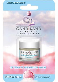 Candiland Warming Balm Cotton Candy