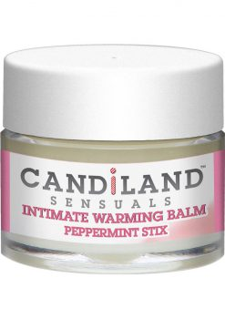 Candiland Warming Balm Peppermint