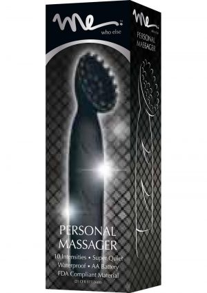 Clitoris And Nipple Brush Black