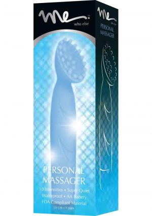 Clitoris And Nipple Brush Blue