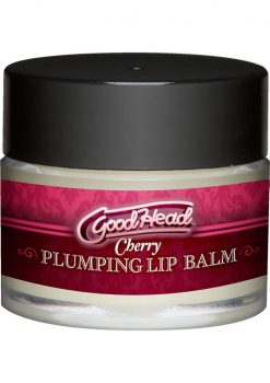 Good Head Plumping Lip Balm Cherry