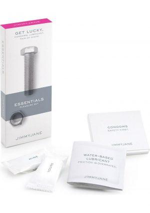 JimmyJane Get Lucky Essentials Pleasure Set