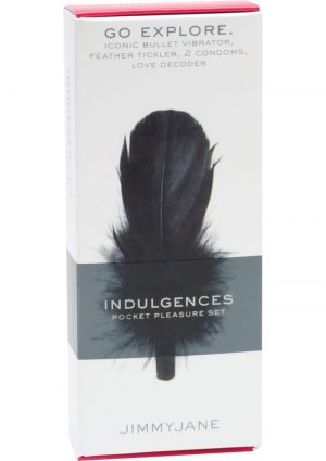 Jimmyjane Indulgences Kit