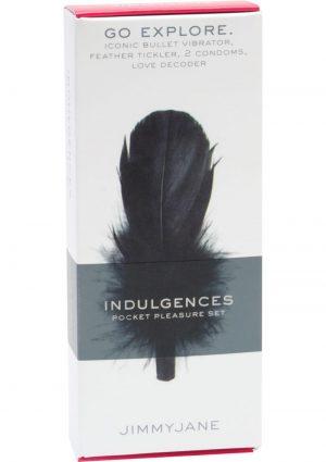 JimmyJane Go Explore Indulgences Pocket Pleasure Set