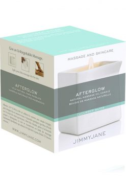 Afterglow Massage Candle Cucumber Water