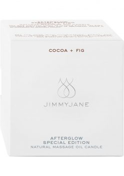 Afterglow Massage Candle Cocoa/fig
