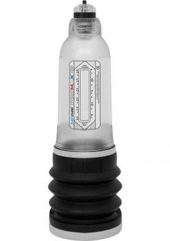 Bathmate Hydromax X20 Water Masturbator Crystal Clear