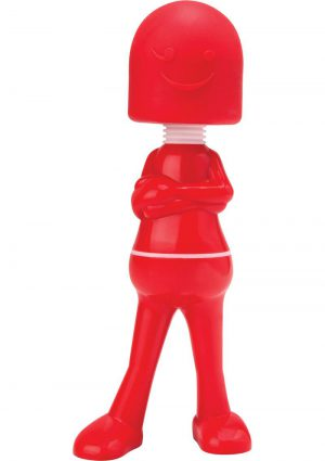 Screaming O OBob Battery Operated Boyfriend Massager Waterproof Red