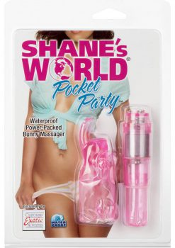 Shanes World Pocket Party Pink