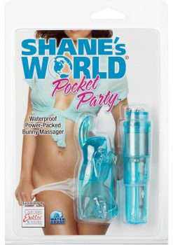 Shanes World Pocket Party Blue