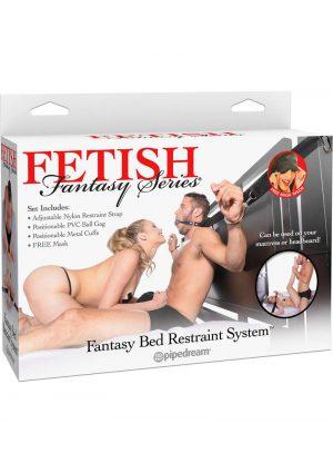 Fetish Fantasy Series Bed Restraint System