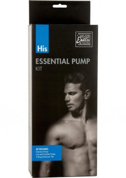 His Essential Pump Kit
